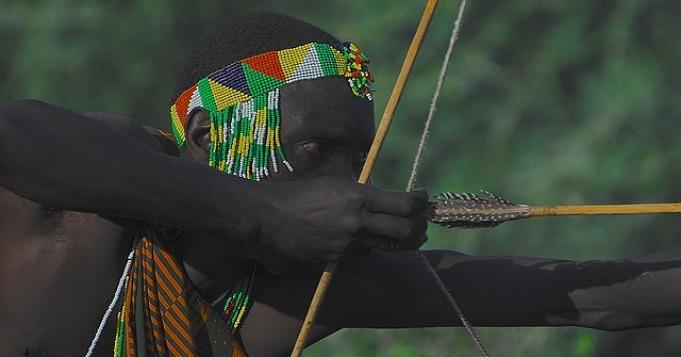 orisha guerrero