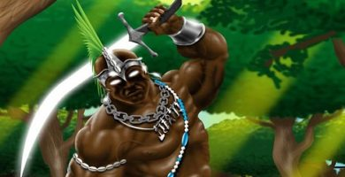 orisha yoruba oggun